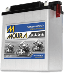 VENTILATED MOURA MOTORBIKE