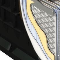 Ilustração Aleación anticorrosión que garantiza menos tiempo en las recargas e reduce la acción corrosiva en las placas y conexiones.