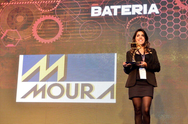Moura ganha Prêmio Best Truck em São Paulo