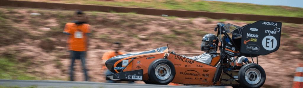 Equipe Unicamp E-Racing é hexacampeão da Fórmula SAE