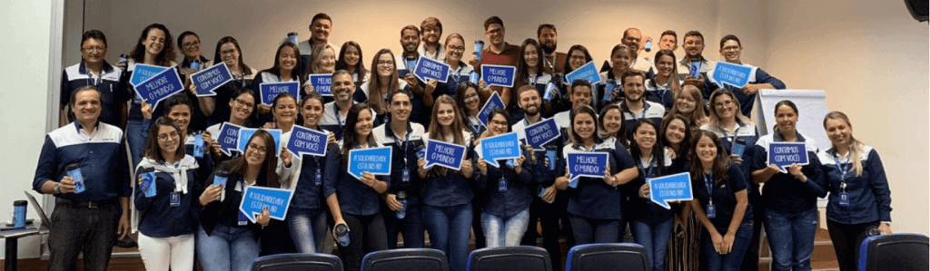 Grupo Moura celebra sucesso do Voluntariado interno