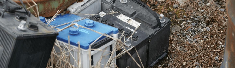 Descarte de baterias: o jeito certo de fazer e porque isso importa