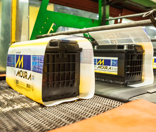 Complexo Laboratorial próprio garante a qualidade de todas as baterias Moura