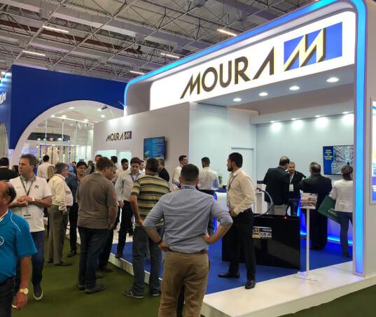 Moura apresenta pacote de lançamentos na Movimat 2019