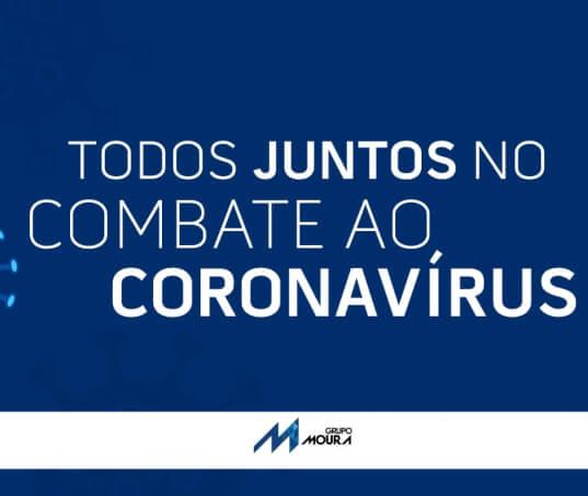 Moura contribui com o combate ao coronavírus e desenvolve  máscaras de proteção para doar à população