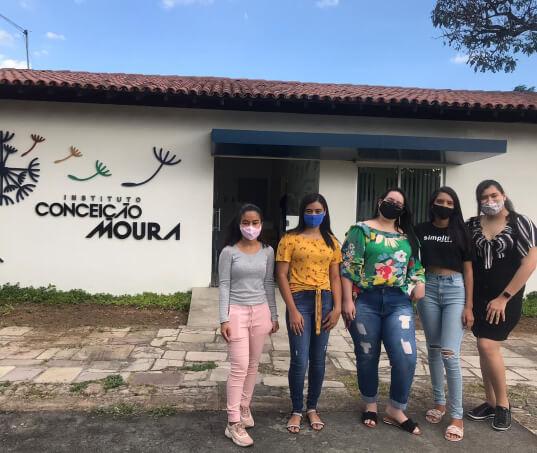 Cinco projetos de jovens de Belo Jardim, desenvolvidos no Instituto Conceição Moura, foram selecionados para Mostra Nacional de Robótica