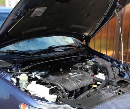 Como identificar o coxim do motor quebrado?